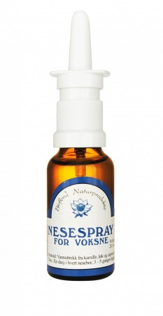 Nesespray for voksne 20ml