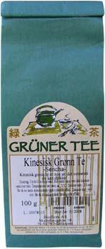 Grønn te, Rooibos te m.m.