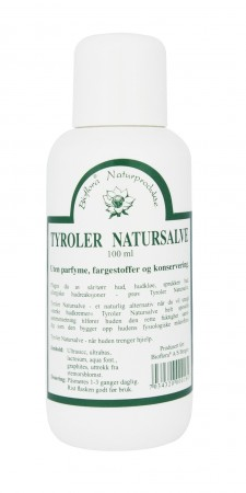 Tyroler Natursalve 100ml